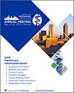 Annual Meeting 2016 Preliminary Information Guide